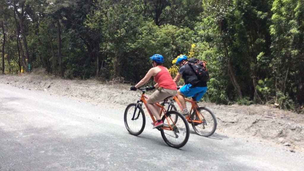 saltos del petrohue austral bike