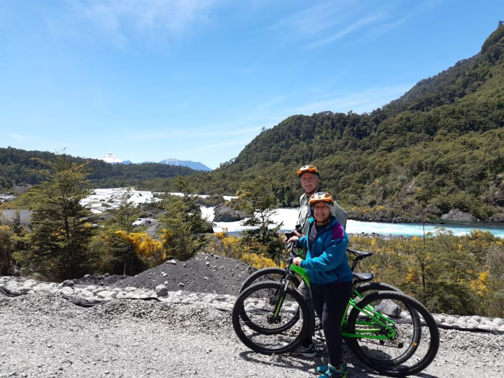 bike and rafting - en camino