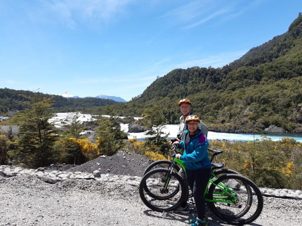 bike and rafting - en camino