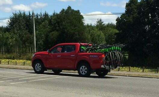 bike and rafting - bicicletas